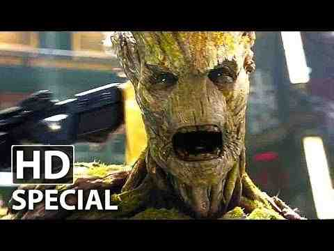 Guardians of the Galaxy - Groot Special