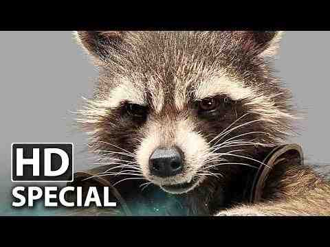 Guardians of the Galaxy - Rocket Special