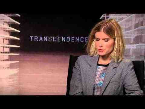 Transcendence - Kate Mara Interview