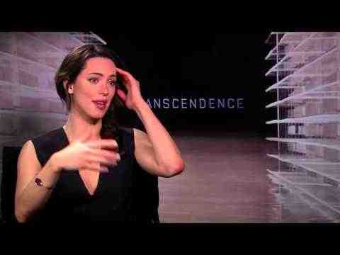Transcendence - Rebecca Hall Interview
