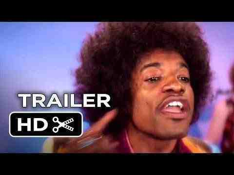 Jimi: All Is by My Side - trailer 1