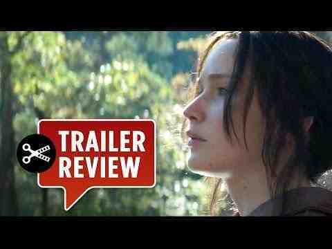 The Hunger Games: Mockingjay - Part 1 - Trailer Review