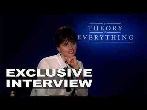 The Theory of Everything - Felicity Jones Interview