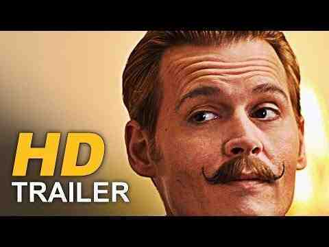 Mortdecai - trailer 2