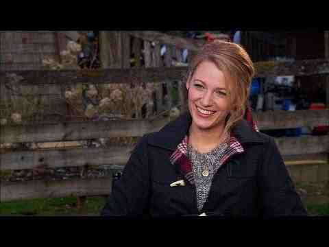 The Age of Adaline - Interviews