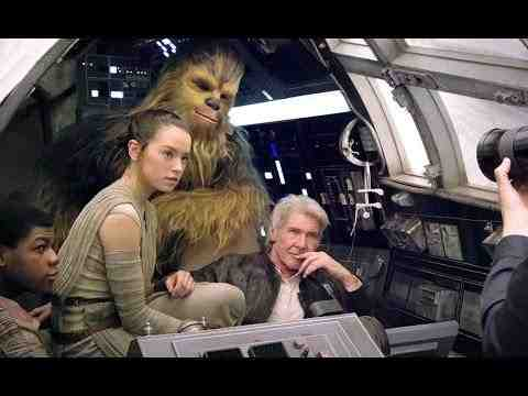 Star Wars: Episode VII - The Force Awakens - Behind The Scenes