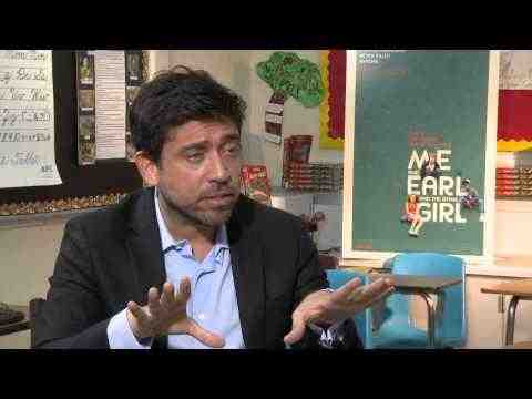Me and Earl and the Dying Girl - Alfonso Gomez Rejon Interview