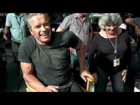 Terminator Genisys - On the set