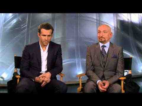 Self/less - Ryan Reynolds & Ben Kingsley Interview