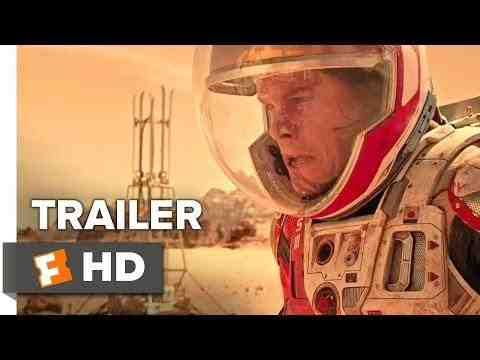The Martian - trailer 2