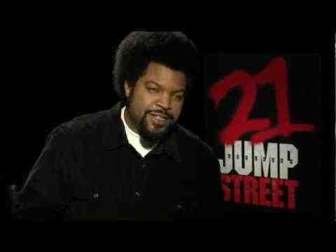 21 Jump Street - Ice Cube Interview