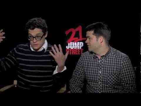 21 Jump Street - Phil Lord and Chris Miller Interview